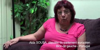 Interview de Alda SOUSA
